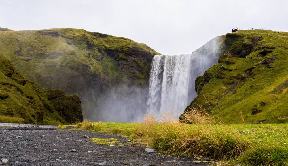 iceland waterfall thisworldexists this world exists dean chytraus