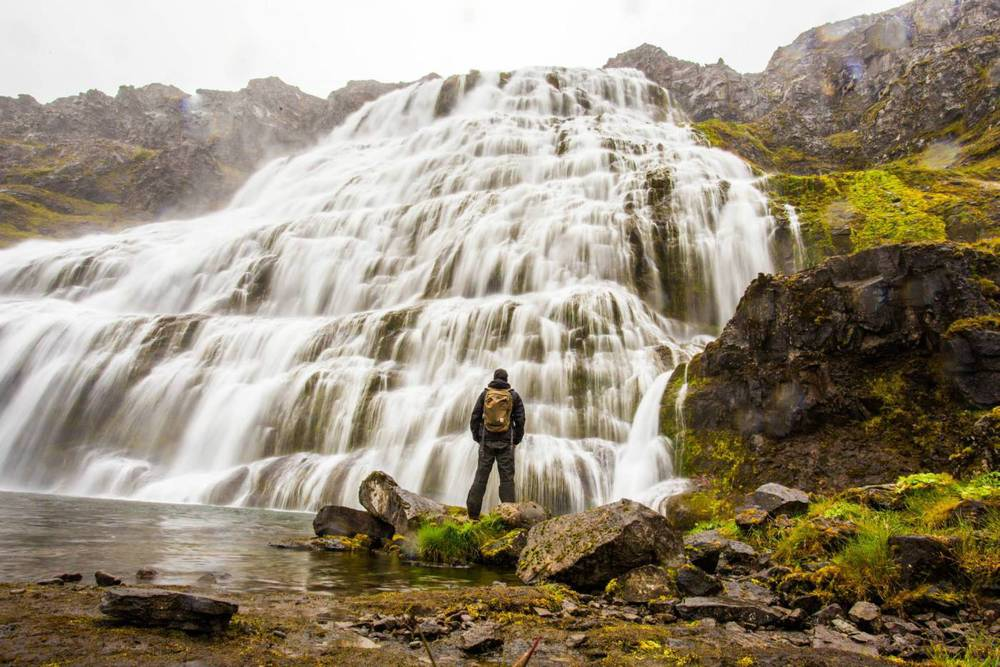 thisworldexists this world exists iceland waterfall dean chytraus