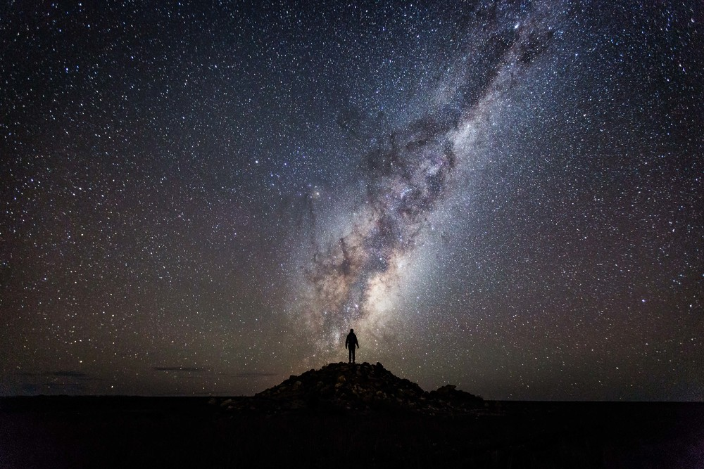 THISWORLDEXISTS Simple steps to shoot stars like a PRO