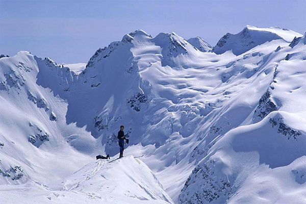 spearhead mountain british colombia canada snow thisworldexists this world exists