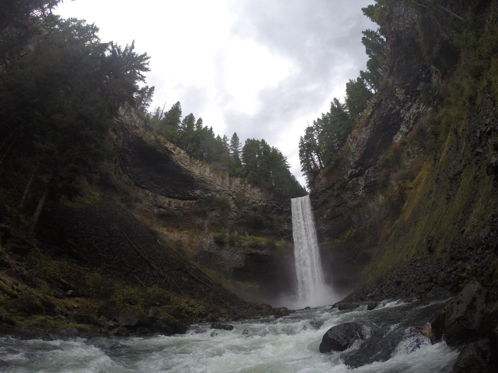 Brandywine falls, Whistler BC.