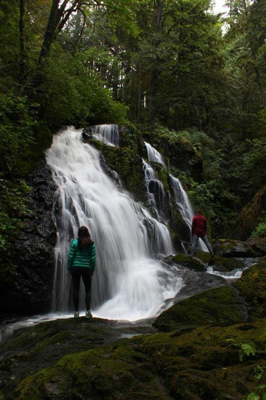 Steelhead falls, Mission BC.