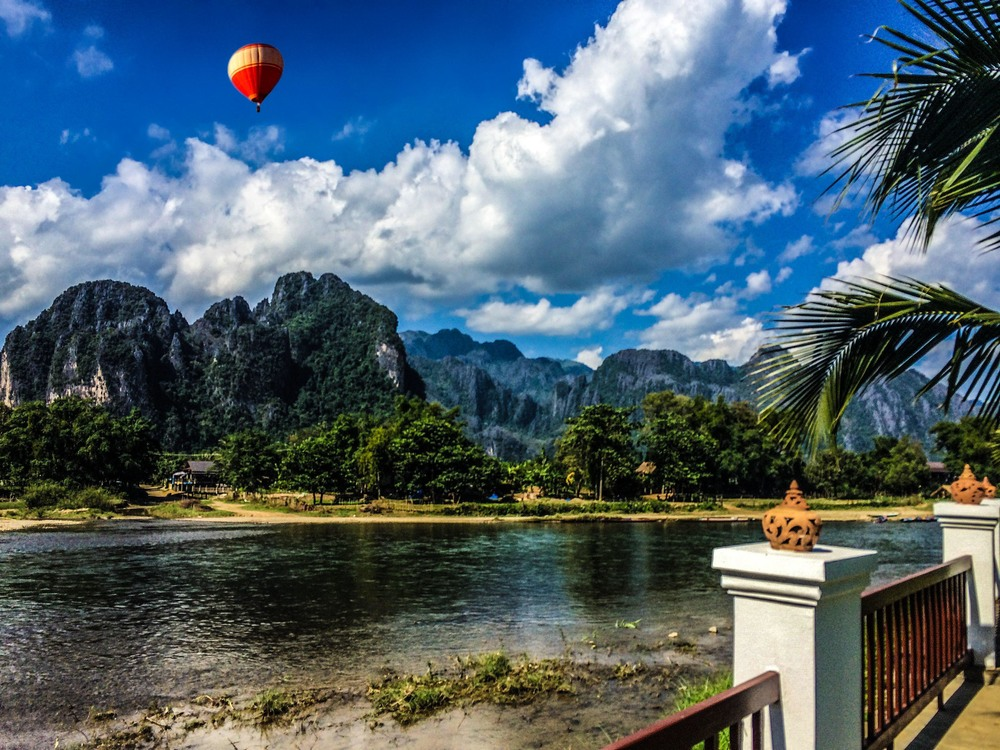 Van Vieng landscape lauren baxter thisworldexists this world exists