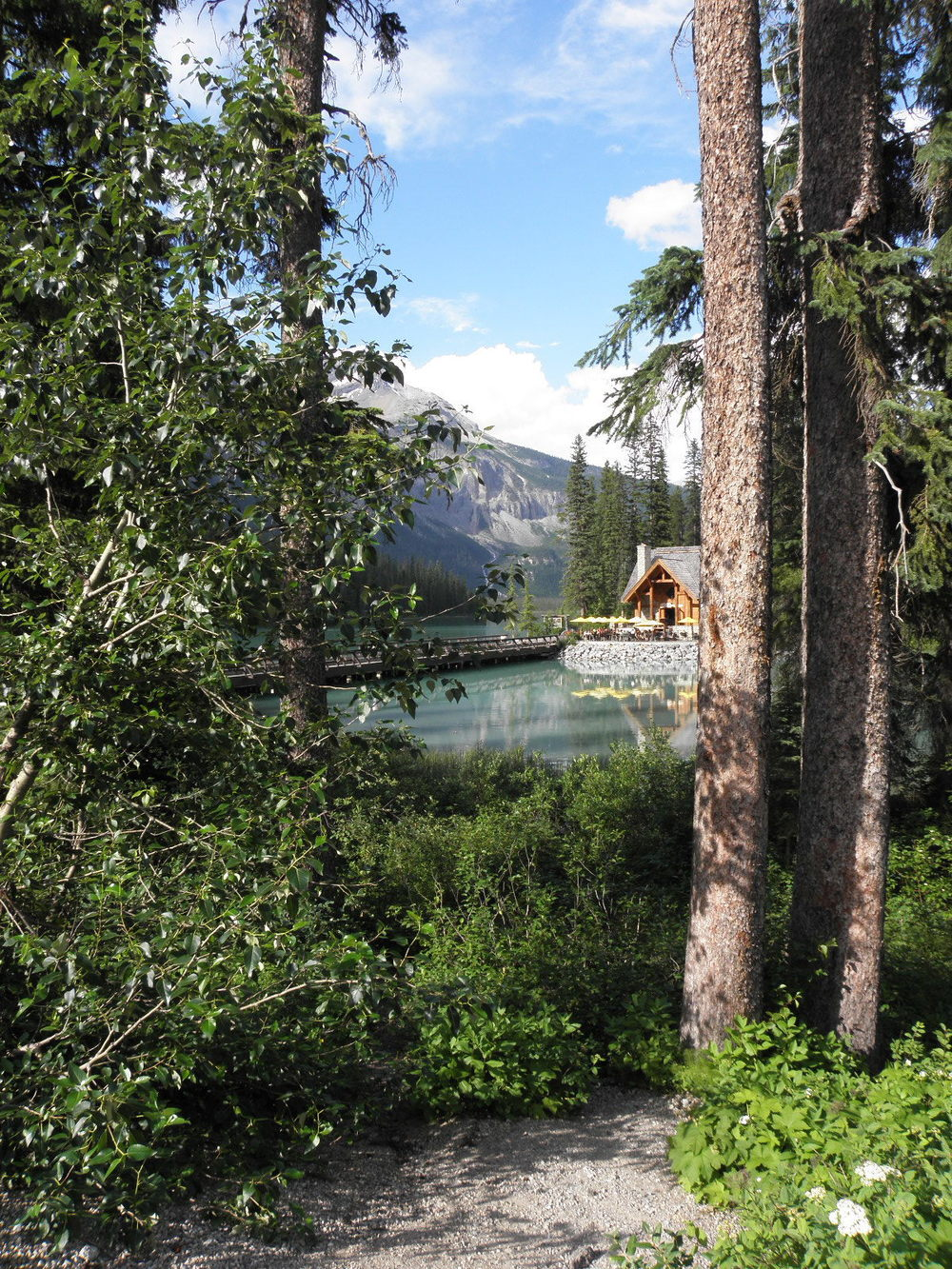 Emerald Lake Lodge british columbia canada thisworldexists this world exists