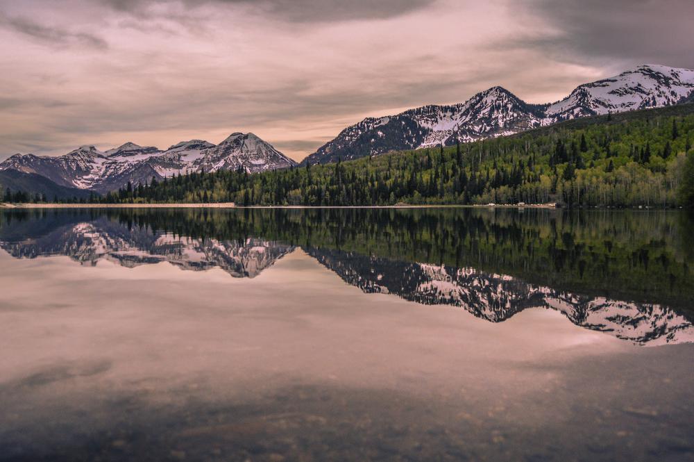 utah reflection lake josh nelson thisworldexists this world exists