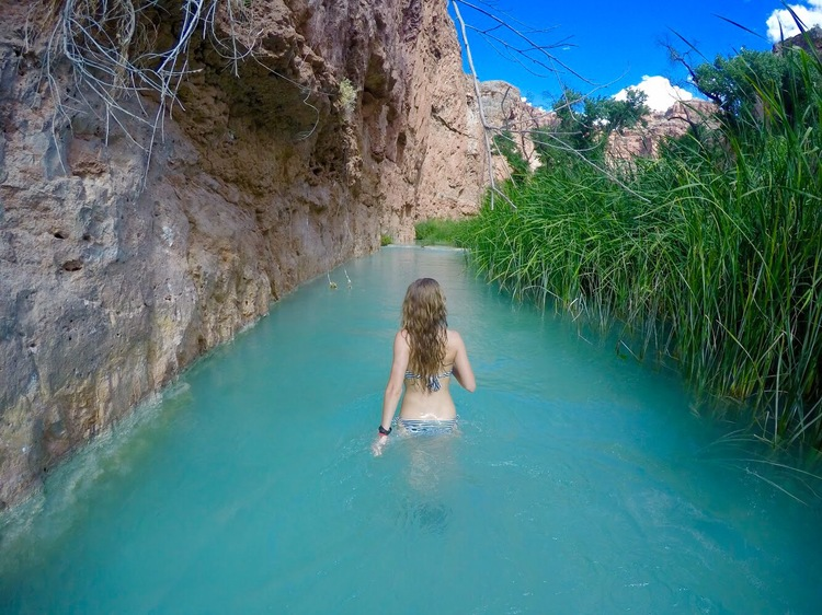 THISWORLDEXISTS Do It Before You Die Hike To Havasu Falls - 10 waterfalls to see before you die