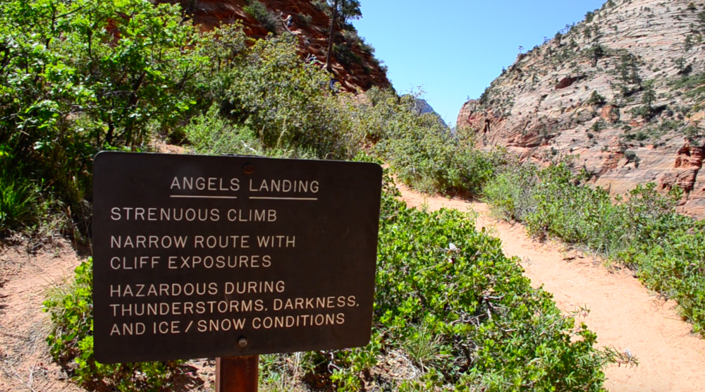 angels landing hike zion national park thisworldexists this world exists utah