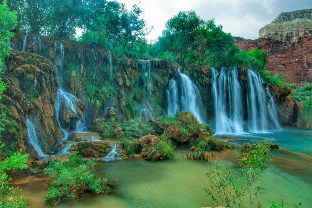 havasupai travel tips waterfalls thisworldexists this world exists utah wesley hawkins