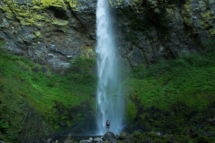 pacific north west ryan thompson waterfalls mountains this world exists thisworldexists
