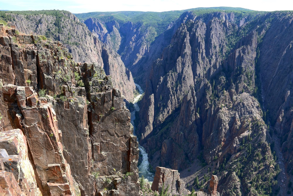 julia pelio black canyon colorado thisworldexists this world exists