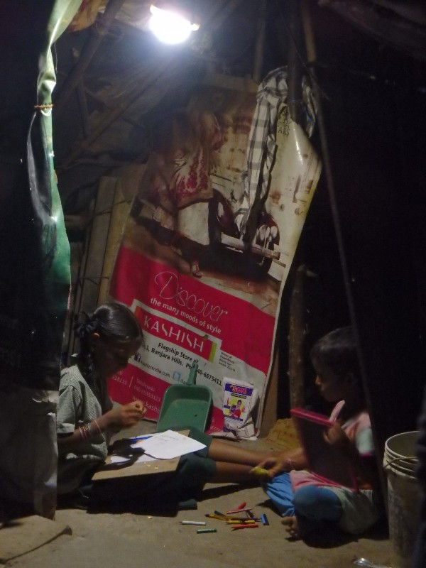 THISWORLDEXISTS - Shining Light on Lives in Hyderabad, India