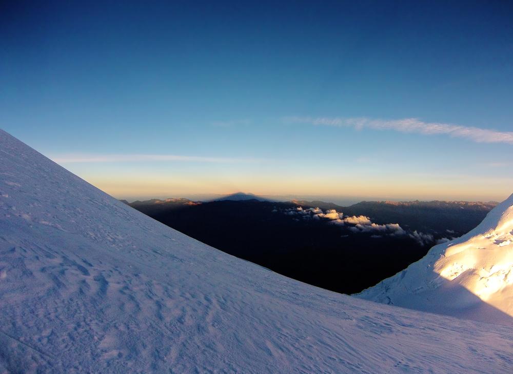 climbing huascaran mountain thisworldexists this world exists luke blezard
