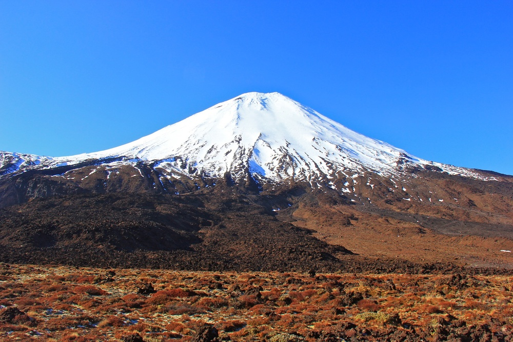 time for Tongariro