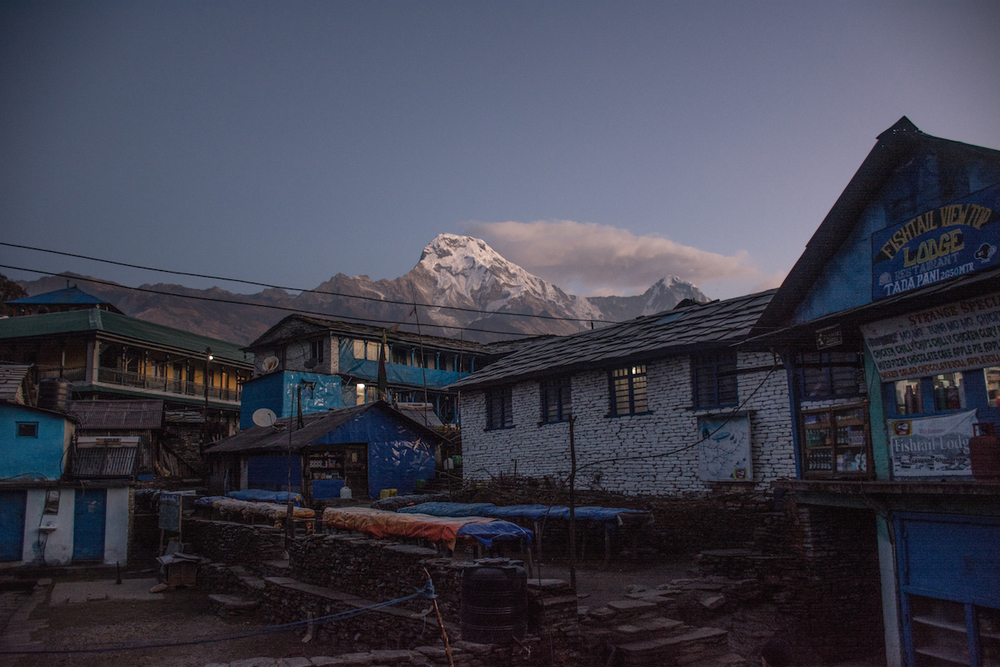 Annapurna ghorepani nepal hike thisworldexists this world exists hiking himalaya tadapani