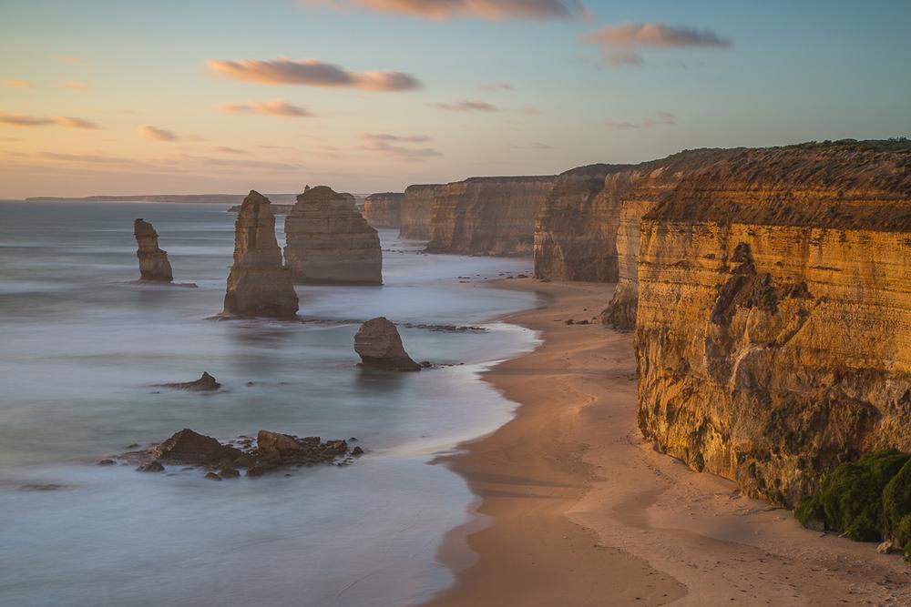tom jessett thisworldexists australia this world exists twelve apostles