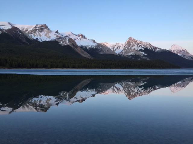 maligne lake stacia glenn banff jasper national parks canada thisworldexists this world exists