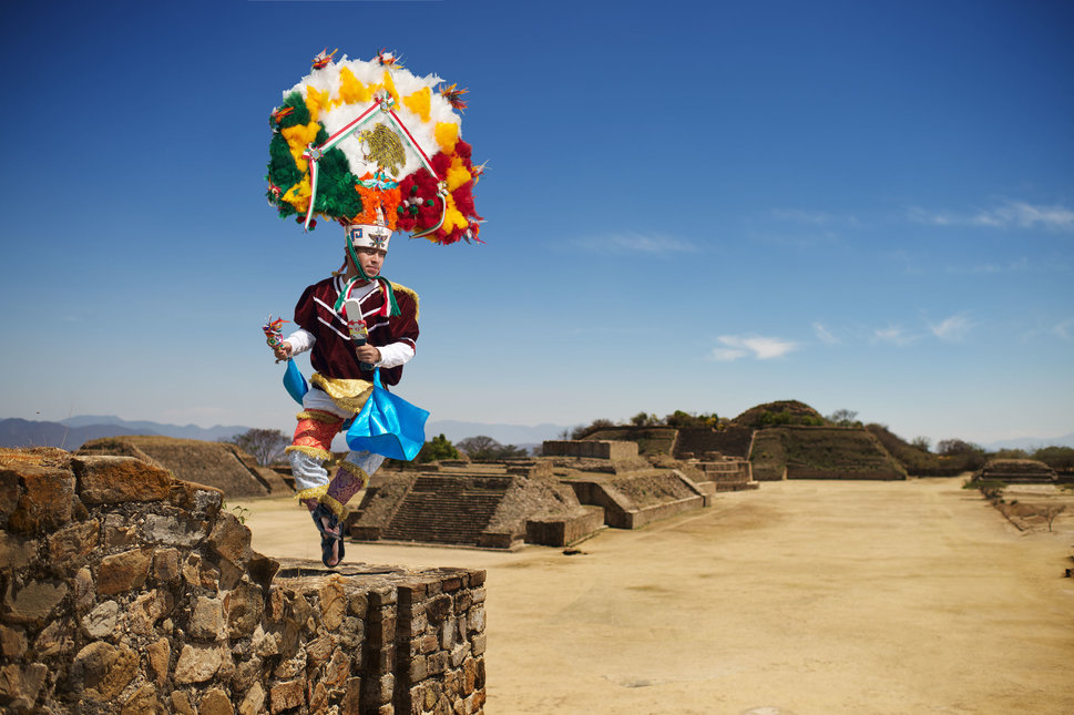 Oaxaca Ruins Diego Huerta THISWORLDEXISTS this world exists Mexico travel volunteer adventure