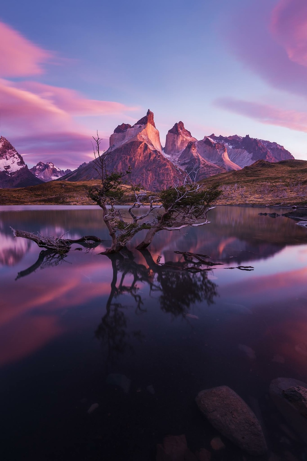sunrise patagonia jake anderson this world exists thisworldexists