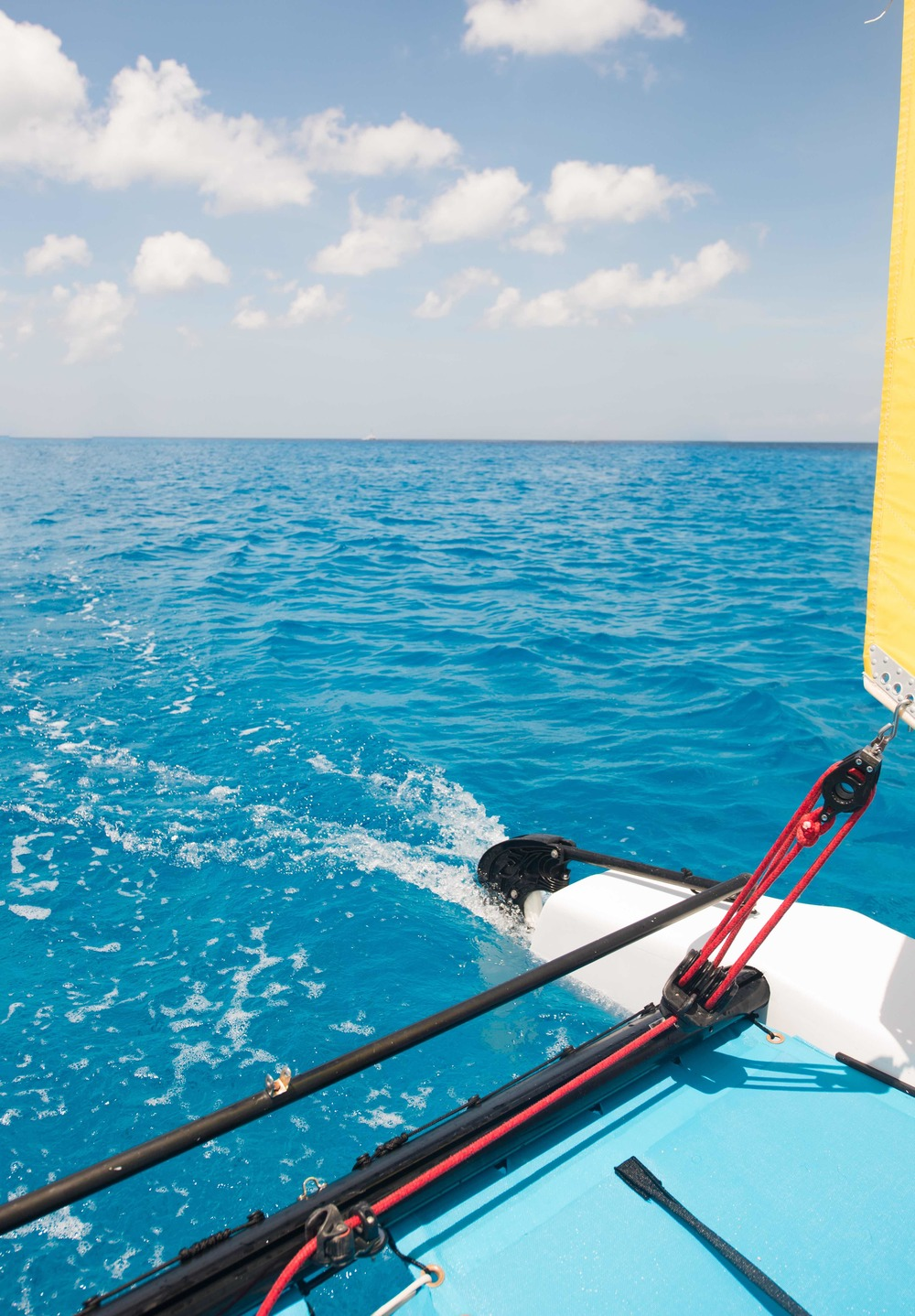 sailing Kayaking Cozumel Mexico THISWORLDEXISTS this world exists ryan gray media somos fotocreativos the explorean all inclusive fiesta americana beach holiday caribbean