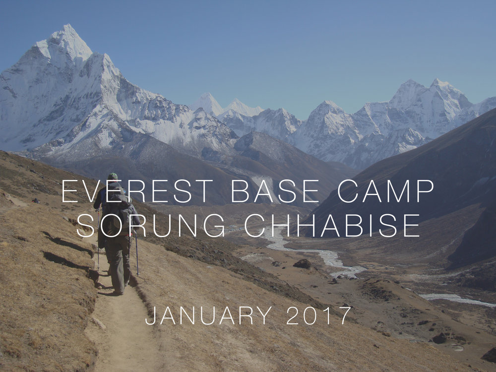 Nepal Everest Base Camp THISWORLDEXISTS volunteer