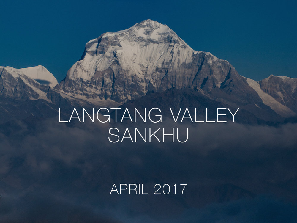 Nepal hiking volunteer thisworldexists langtang