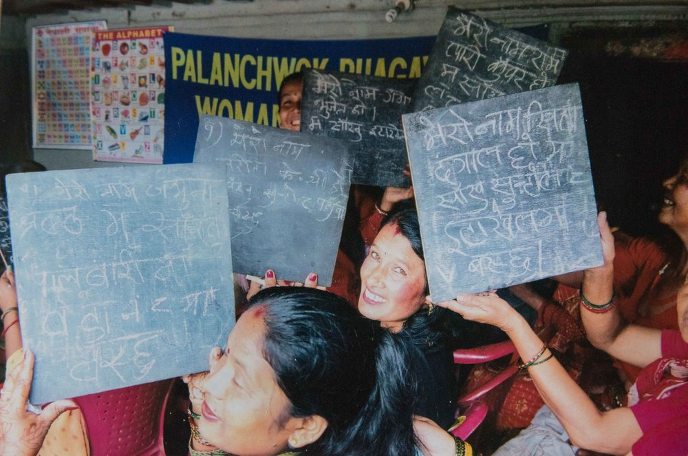 womens education volunteer nepal thisworldexists