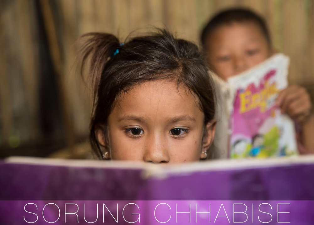THISWORLDEXISTS Sorung Chhabise Nepal volunteer education