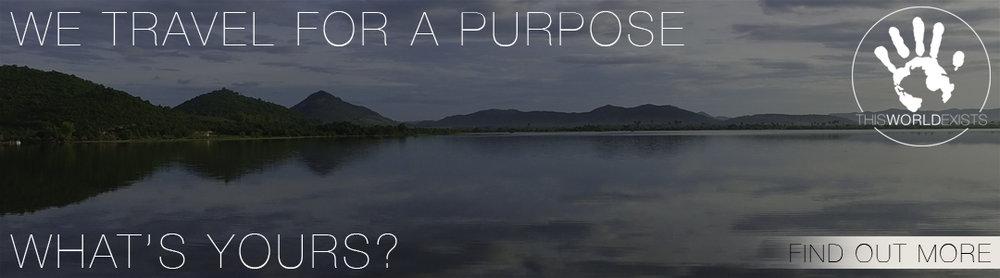 THISWORLDEXISTS Travel Purpose Volunteer Adventure