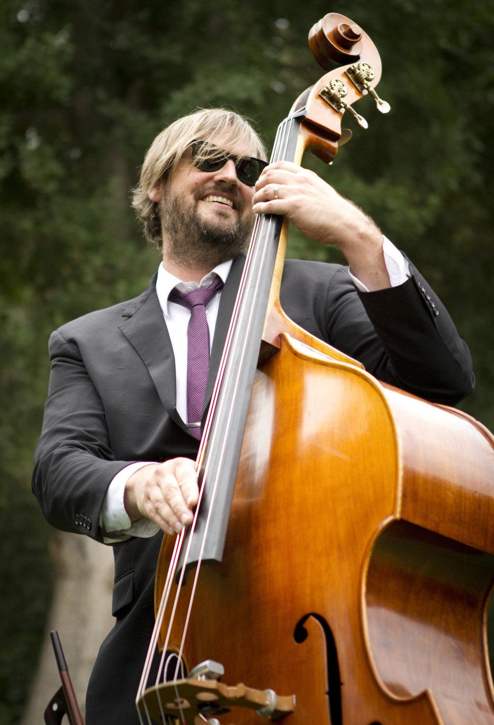 Brian Netzley -Bass -