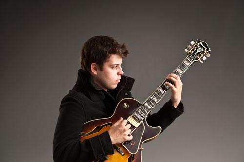 Max O'Rourke -Rhythm Guitar -