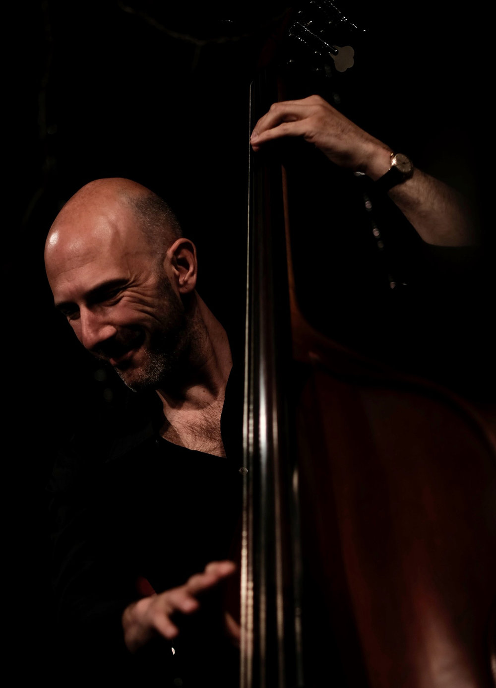 Arnaud van de Berg -Bass -