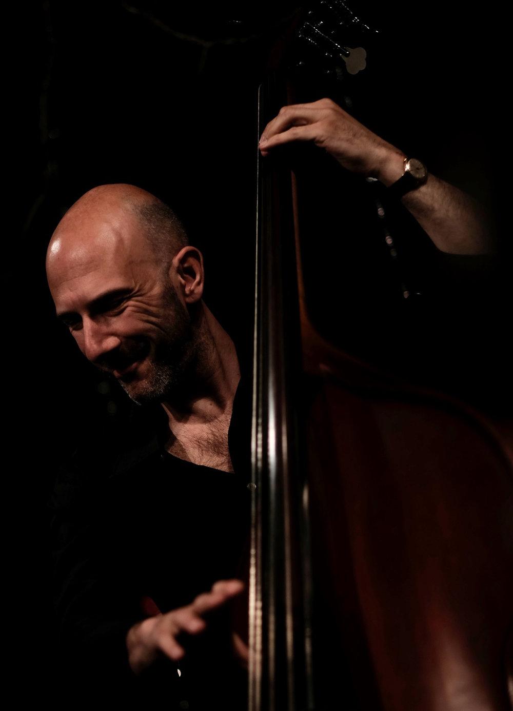 Arnaud van den Berg - Bass