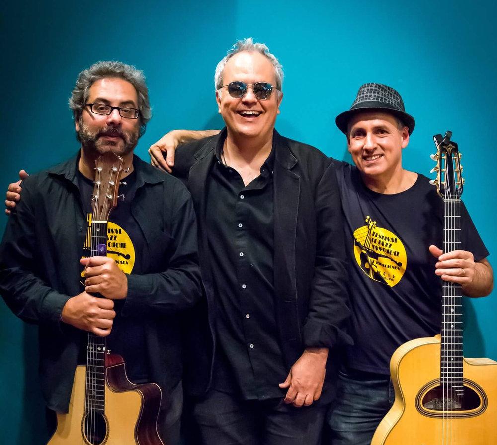 Bina Coquet Trio -