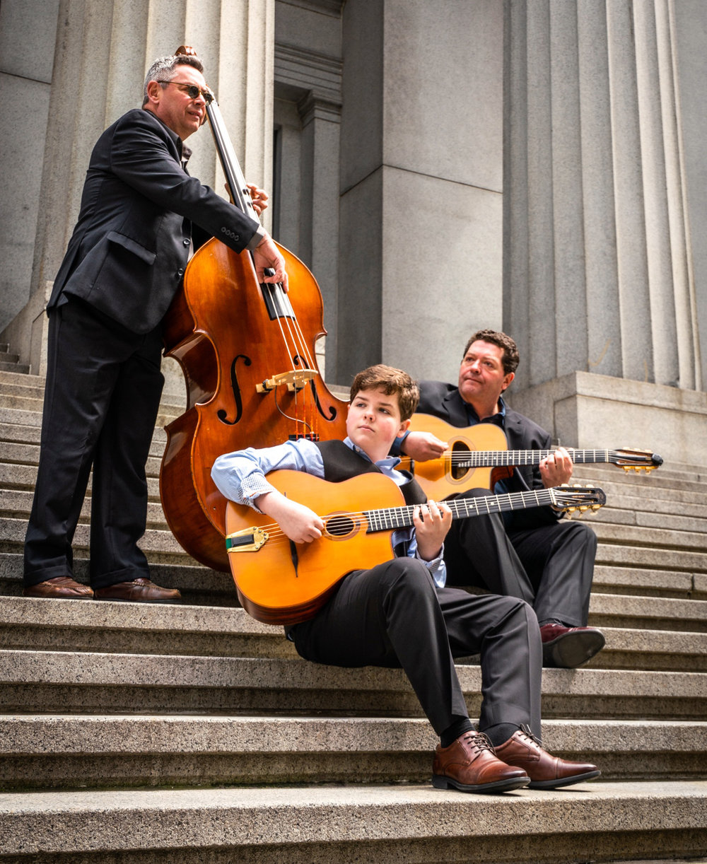 Henry Acker Trio -