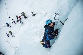 This year's American Alpine Club Valdez Ice Climbing Festival will be held Feb. 12 - 15.