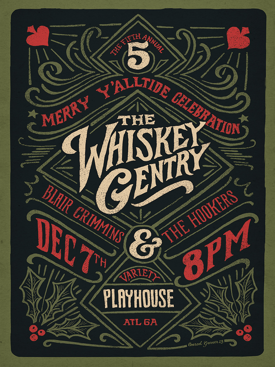The Whiskey Gentry: 5th Annual MYC