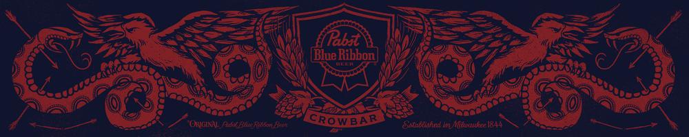 Pabst Blue Ribbon - Banner