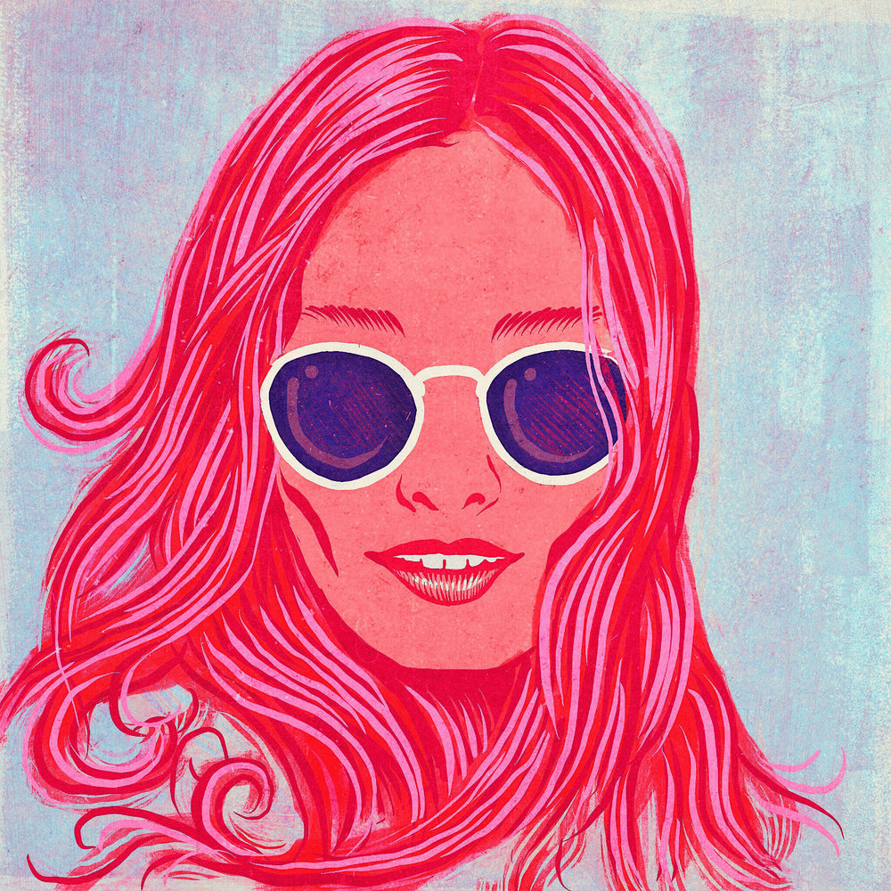 Sunglasses girl