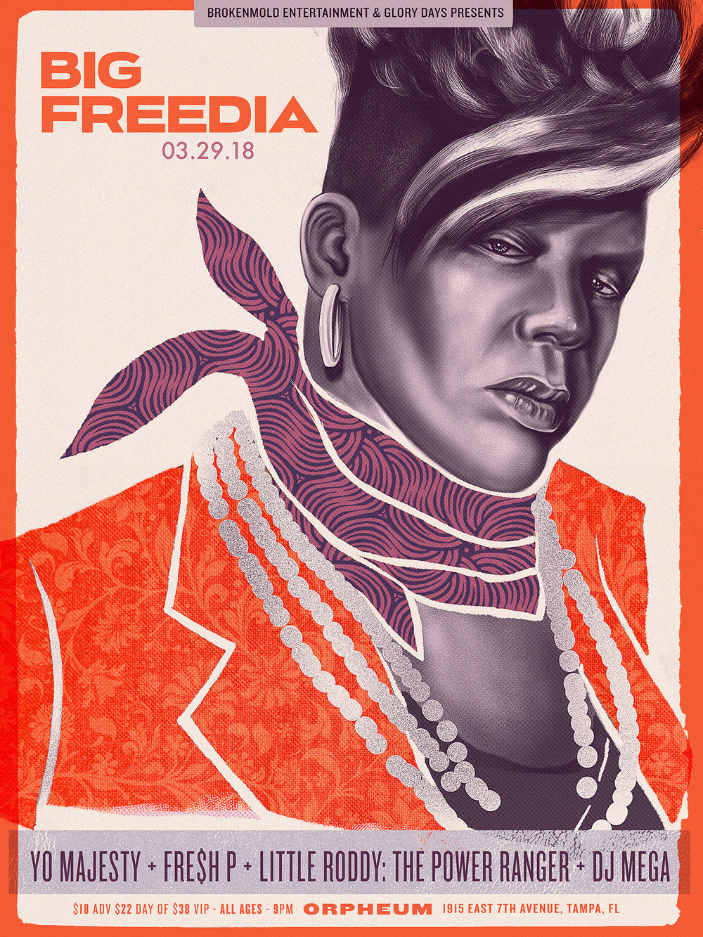 Big Freedia Poster