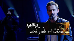 Performing Piano on Jools Holland with Tom Chaplin