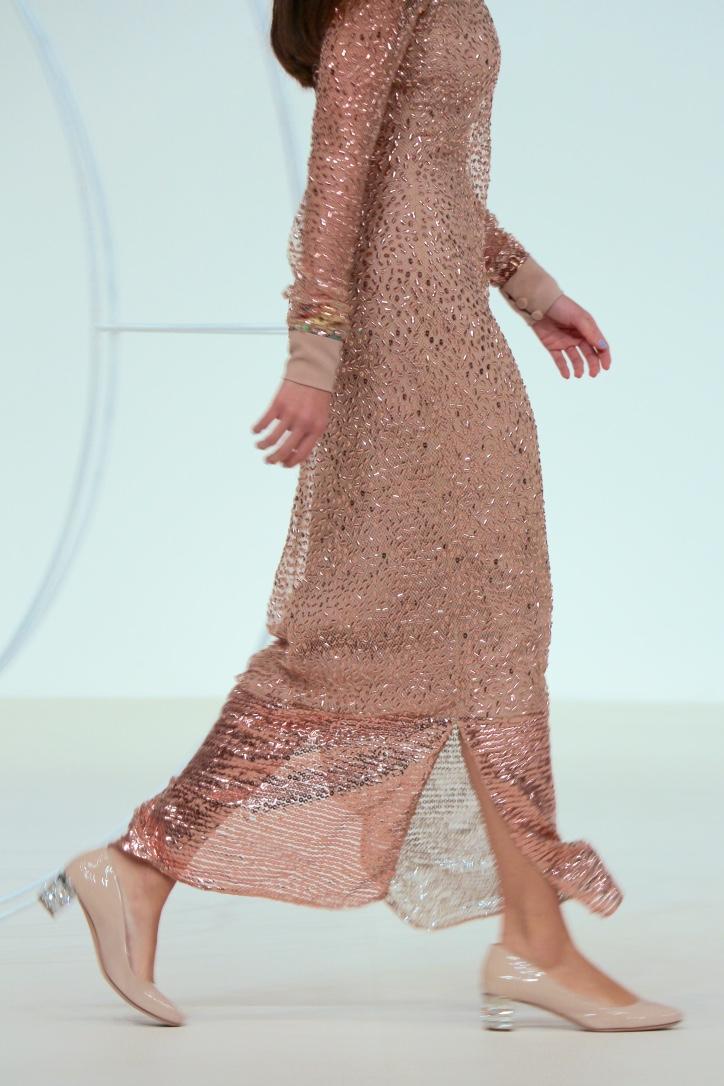 Dima Ayad SS17 at Fashion Forward 2016