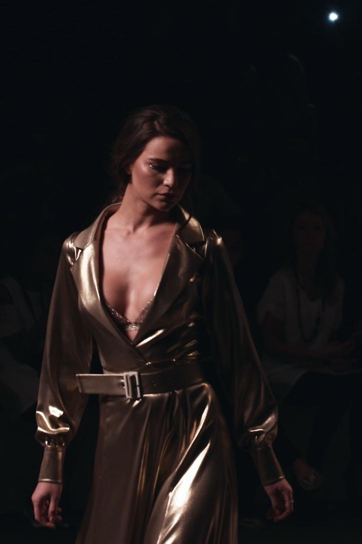Kristina Fidelskaya SS17 at Fashion Forward 2016