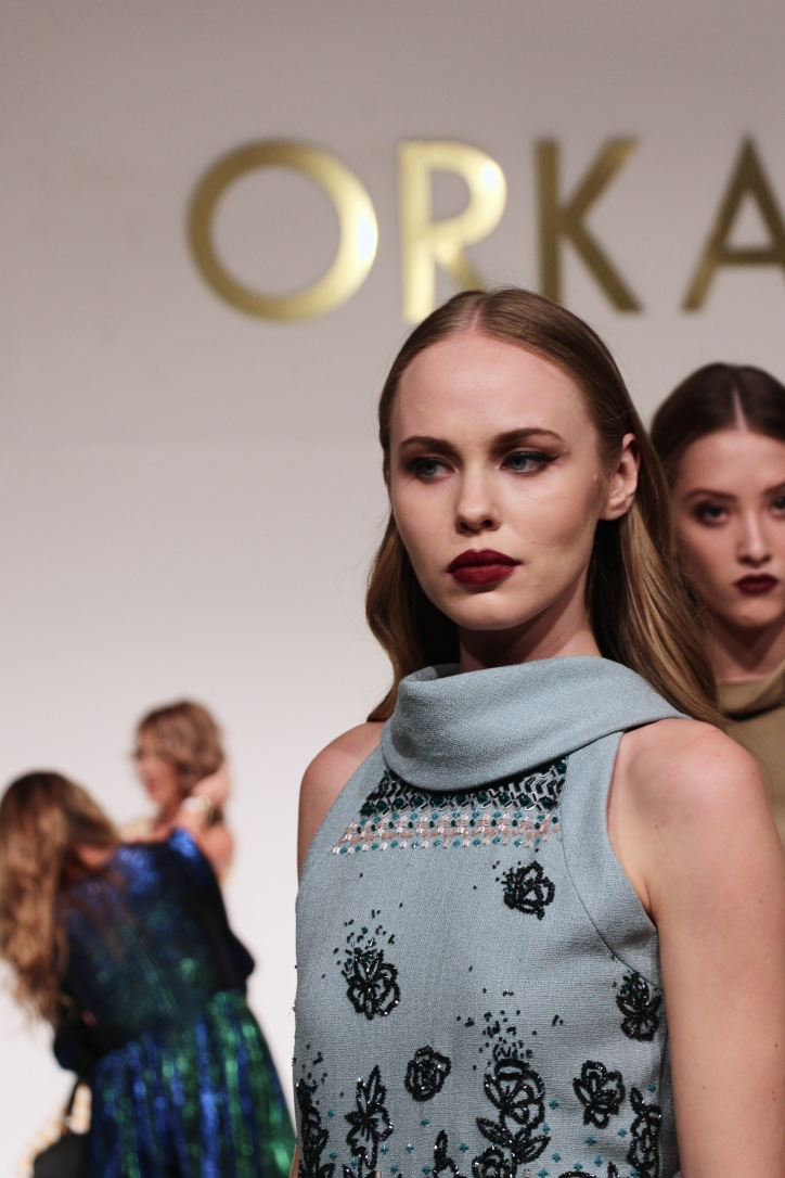Orkalia SS17 at Fashion Forward 2016