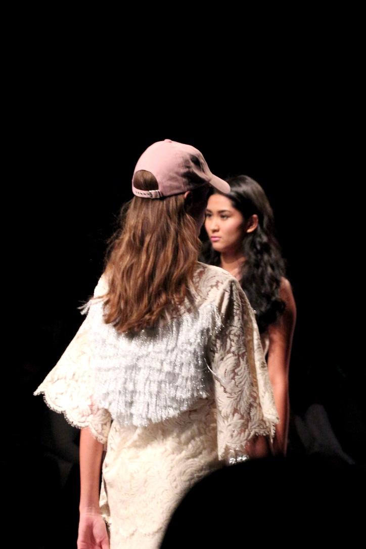 Madiyah Al Sharqi SS17 at Fashion Forward 2016