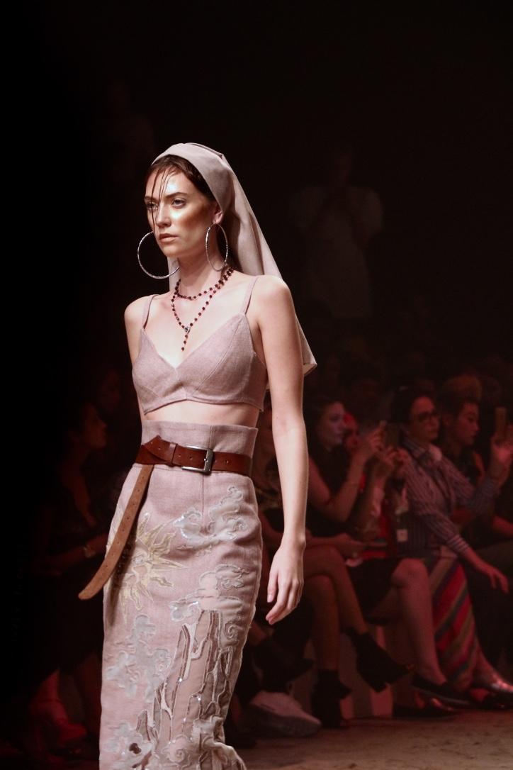 Amato by Furne One SS17 at Fashion Forward 2016