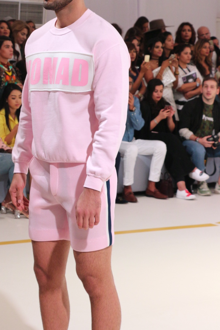 House of Nomad SS17 for Fashion Forward 2016