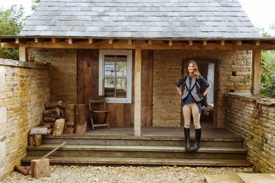 Amanda brooks the farm girl fashionista the fashion law for Amanda brooks instagram