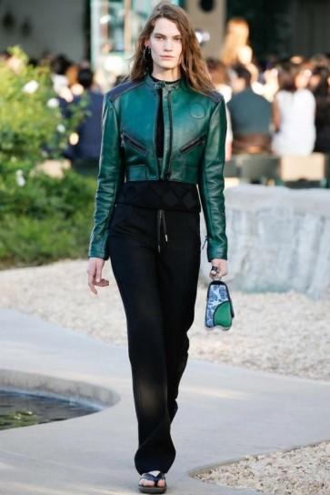 giacca-verde-di-pelle