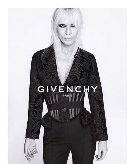 IMAGES COURTESY OF GIVENCHY.
