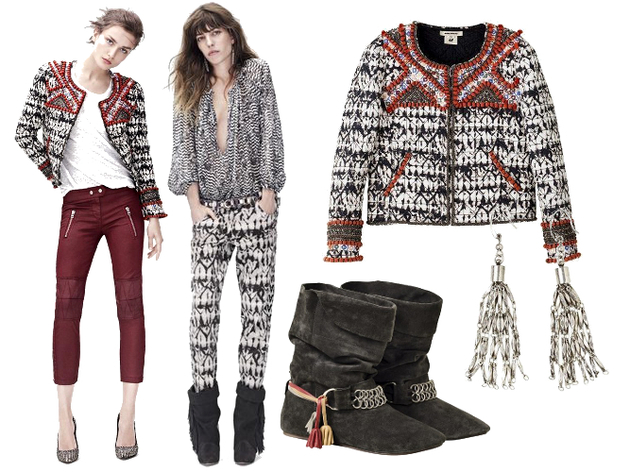 Isabel Marant for H&M to Rival Design Pirates' Wares